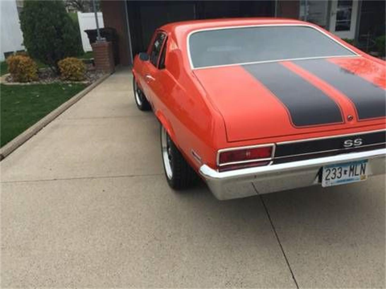 Large Picture of 1970 Chevrolet Nova Offered by Classic Car Deals - NZWN