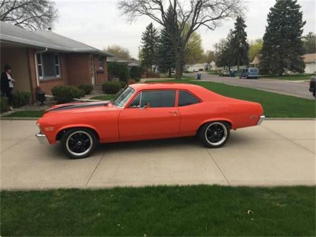Large Picture of '70 Chevrolet Nova - $34,995.00 Offered by Classic Car Deals - NZWN