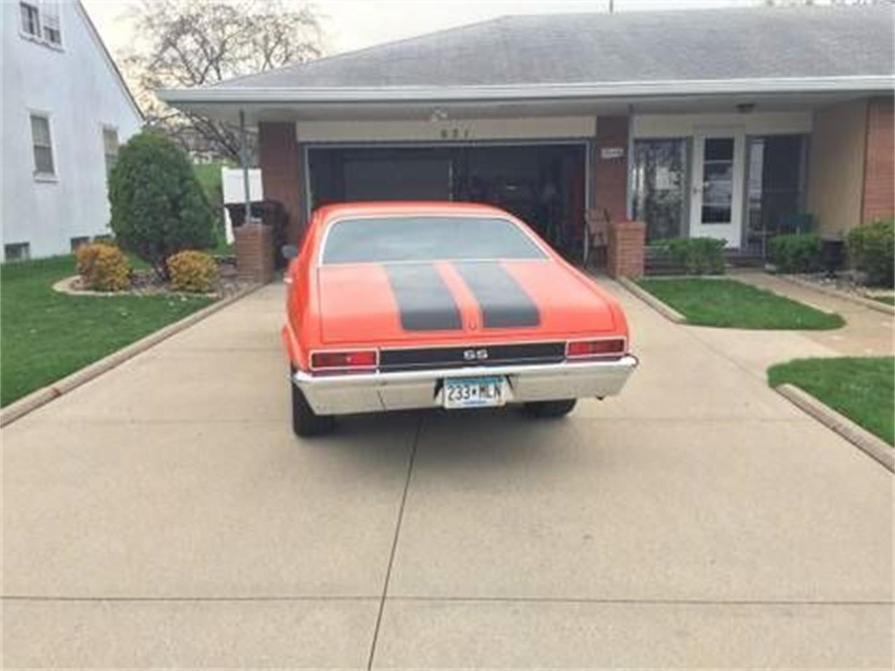 Large Picture of Classic 1970 Chevrolet Nova located in Cadillac Michigan - $34,995.00 Offered by Classic Car Deals - NZWN