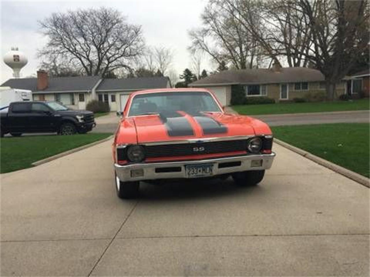 Large Picture of Classic 1970 Chevrolet Nova located in Michigan Offered by Classic Car Deals - NZWN