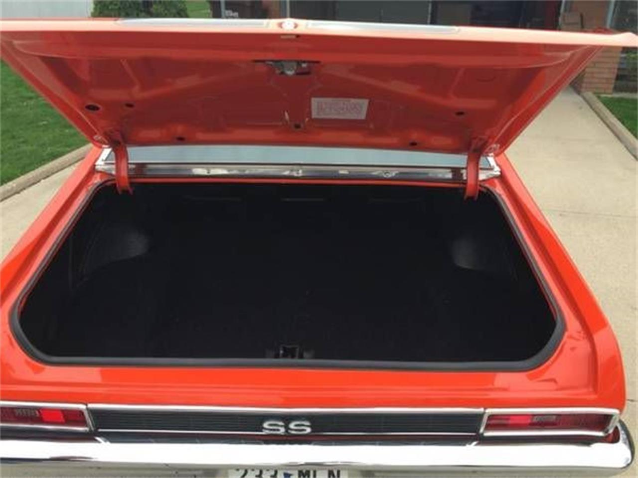 Large Picture of 1970 Chevrolet Nova located in Michigan - $34,995.00 - NZWN