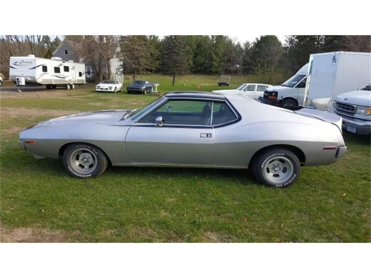 Large Picture of '71 Javelin - NZWP