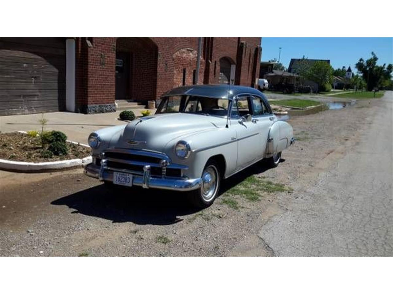 Large Picture of '50 Chevrolet Deluxe - $15,495.00 Offered by Classic Car Deals - NZWU