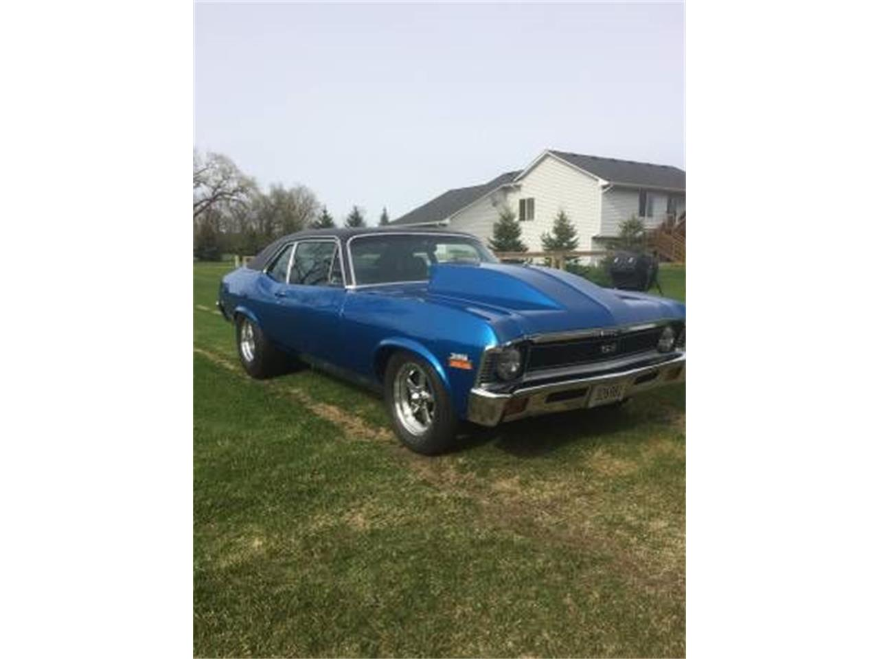 Large Picture of '72 Nova - NZWY