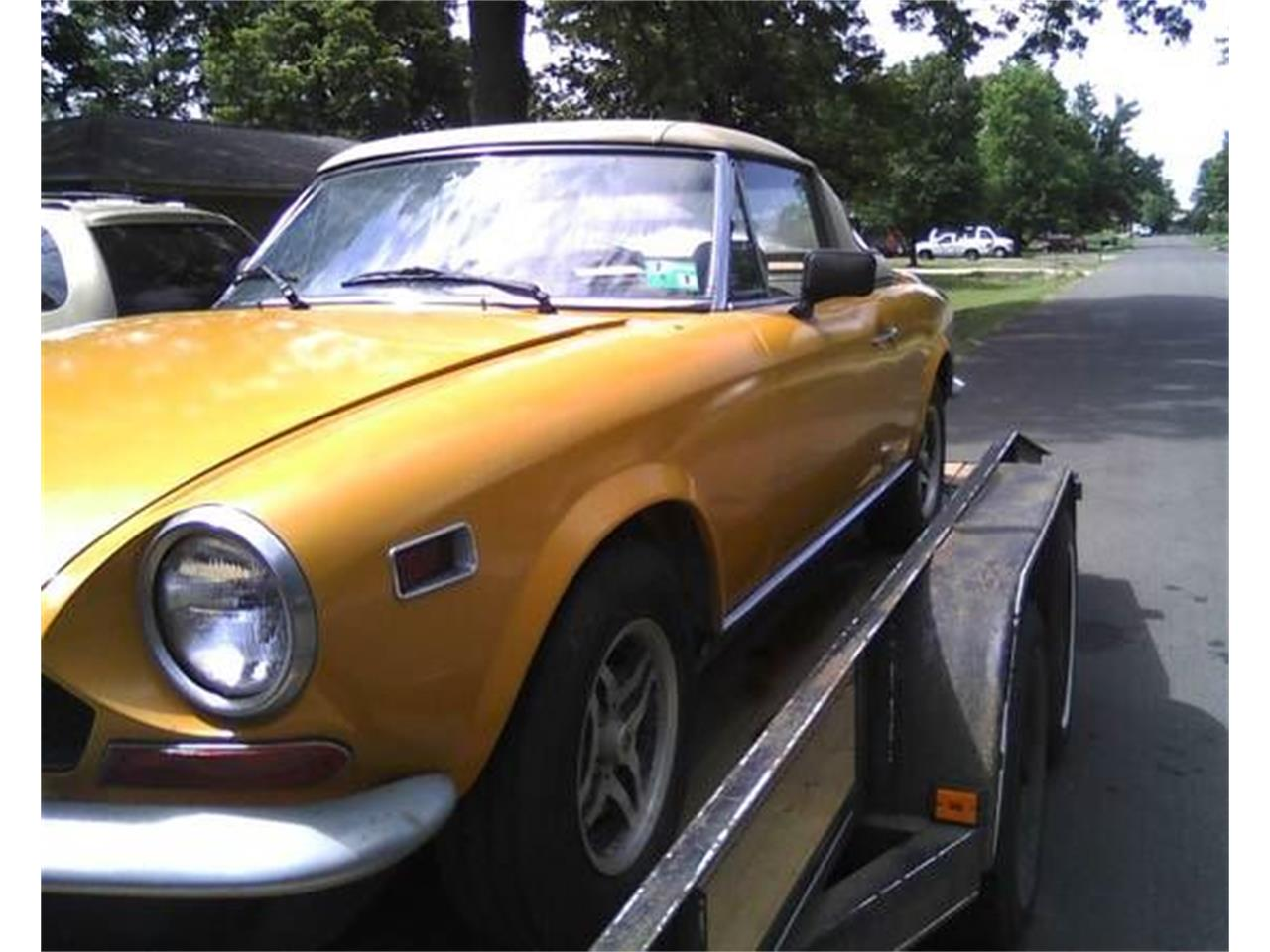 Large Picture of 1971 Fiat 124 - NZX2