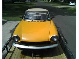 Picture of 1971 Fiat 124 located in Cadillac Michigan - $8,495.00 Offered by Classic Car Deals - NZX2