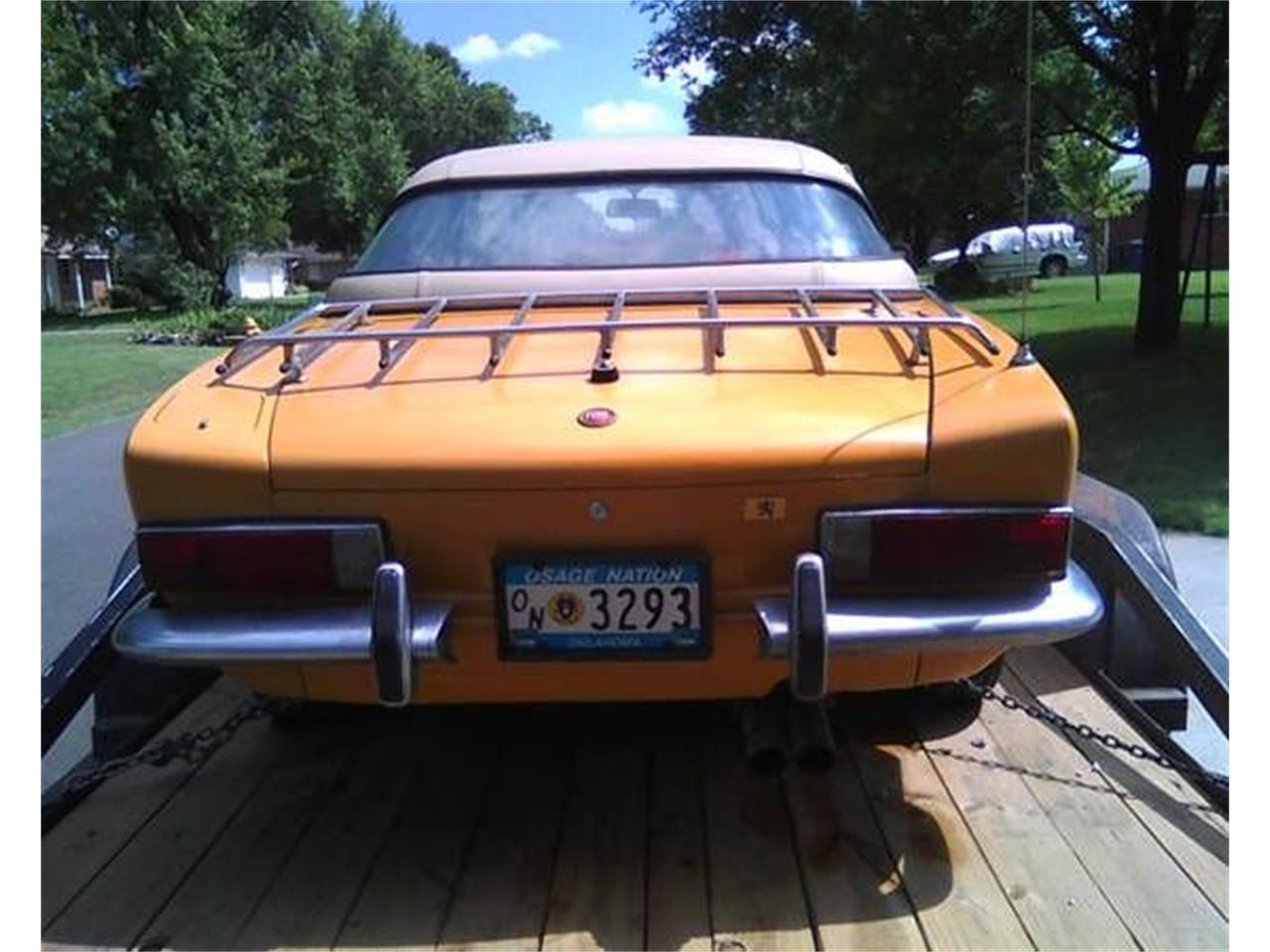Large Picture of Classic 1971 Fiat 124 located in Michigan - $8,495.00 - NZX2