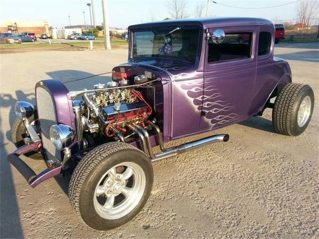Picture of '31 Chevrolet Coupe located in Michigan Offered by  - NZX9