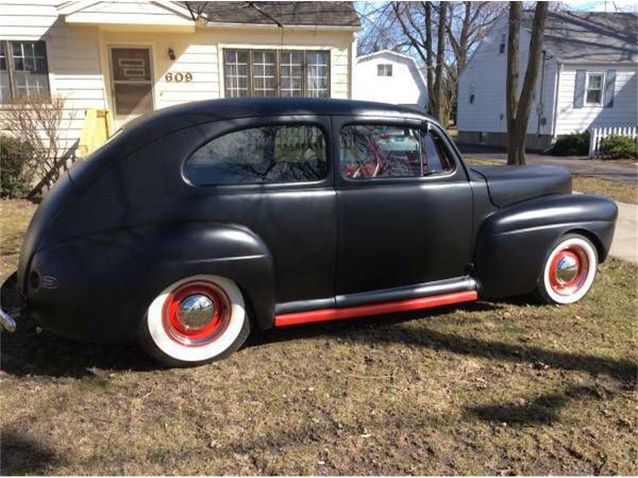 Large Picture of Classic '41 Ford Tudor - NZXR