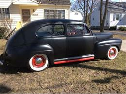 Picture of '41 Ford Tudor located in Cadillac Michigan Offered by Classic Car Deals - NZXR