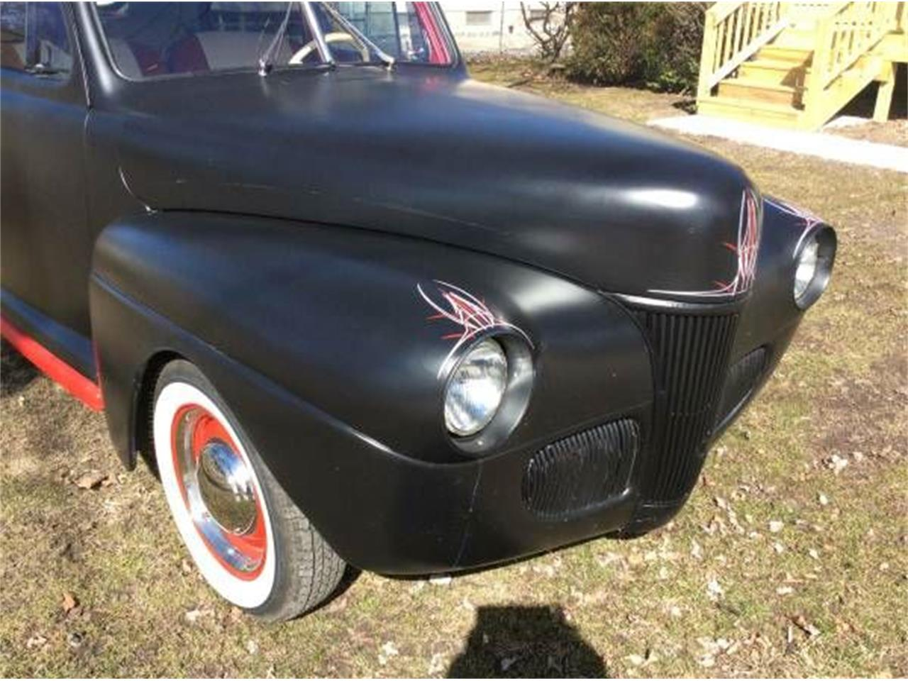 Large Picture of Classic 1941 Tudor located in Cadillac Michigan Offered by Classic Car Deals - NZXR