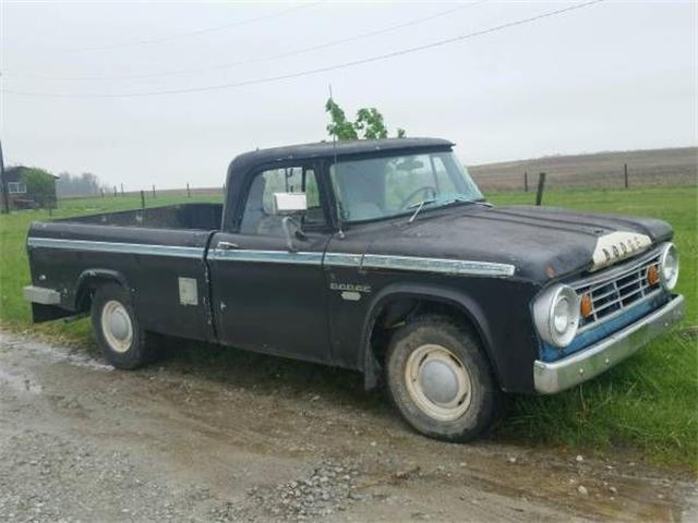 Picture of Classic '66 Dodge D200 - NZXW