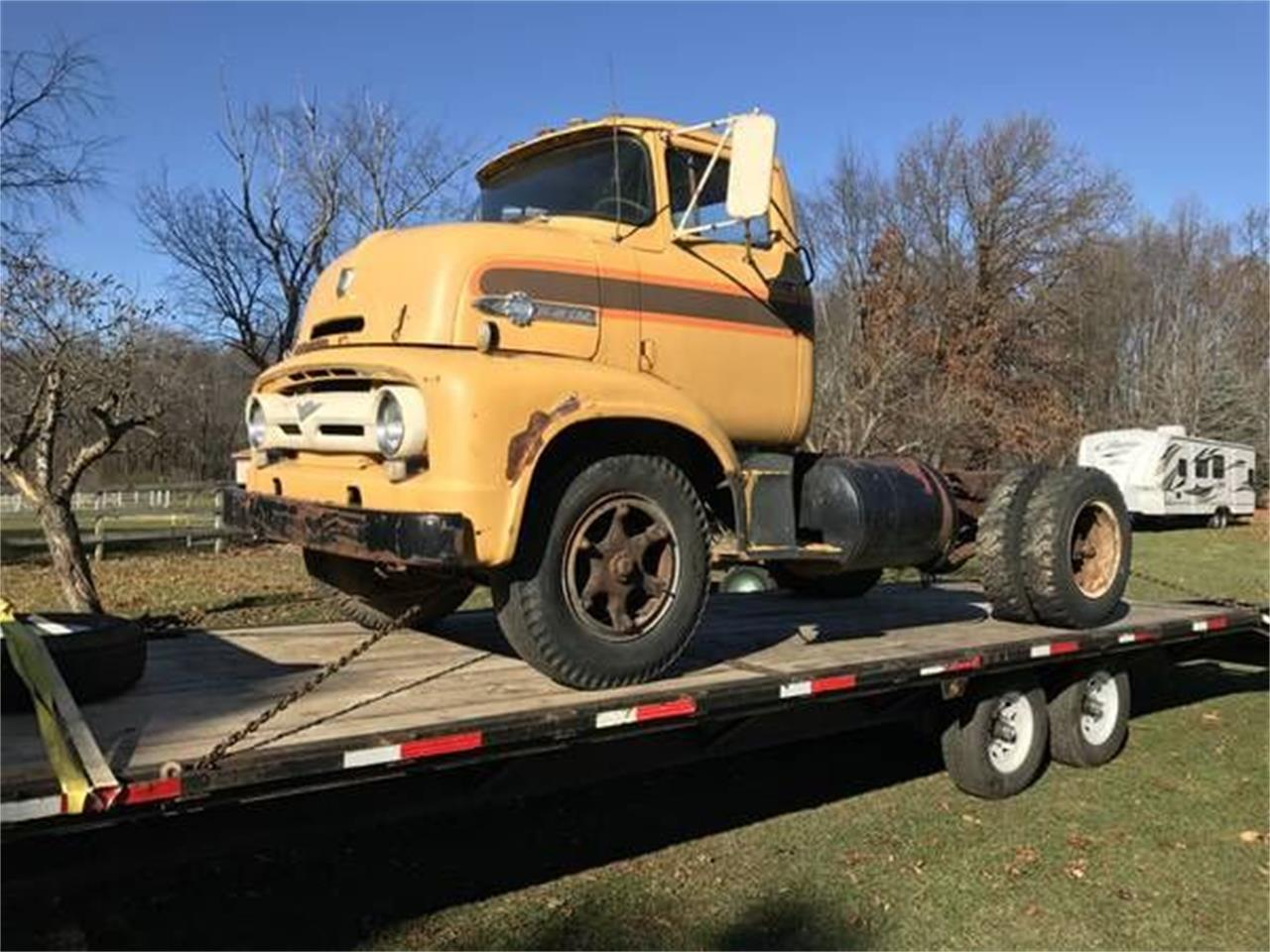 1956 Ford Coe For Sale Classiccars Com Cc 1119684