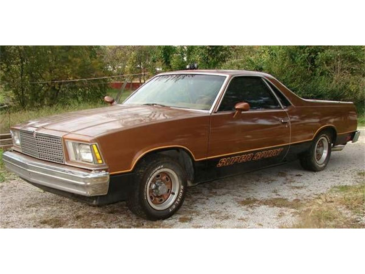 Large Picture of '79 El Camino - NZYO