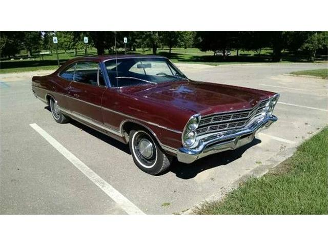 Picture of '67 Galaxie 500 - NZZA