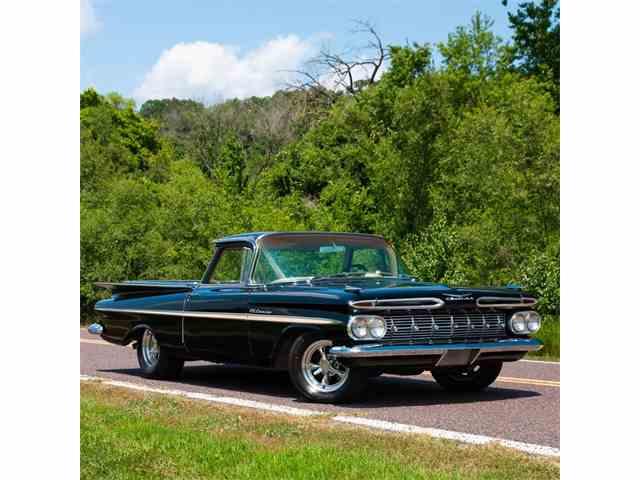 Picture of '59 El Camino - NT8C