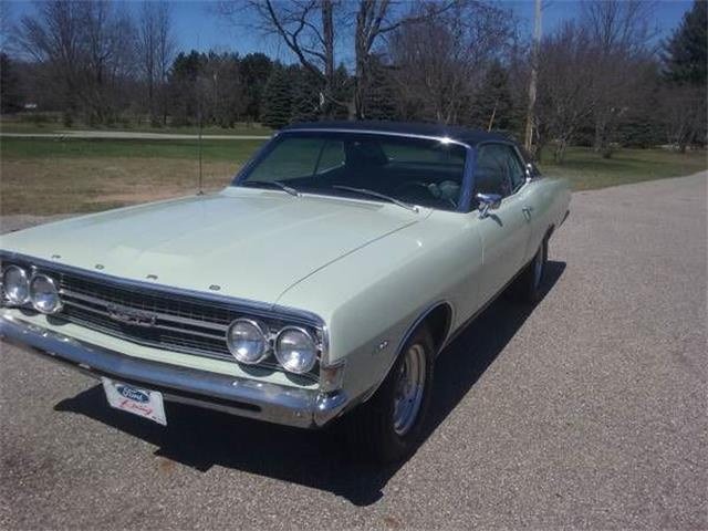 Picture of '68 Torino - NZZD