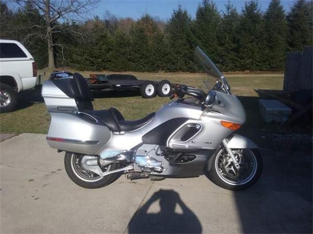 2002 BMW Motorcycle