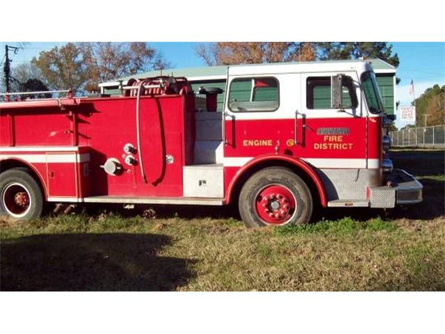 Picture of '77 Fire Truck - O004