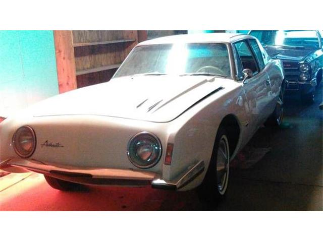 Picture of Classic 1963 Studebaker Avanti located in Michigan - $94,995.00 Offered by  - O009