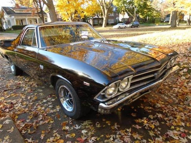 Picture of 1969 Chevrolet El Camino - O00D
