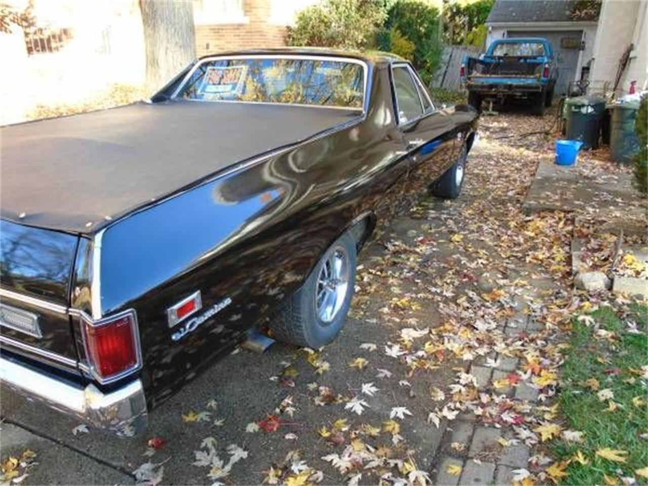 Large Picture of '69 El Camino - O00D