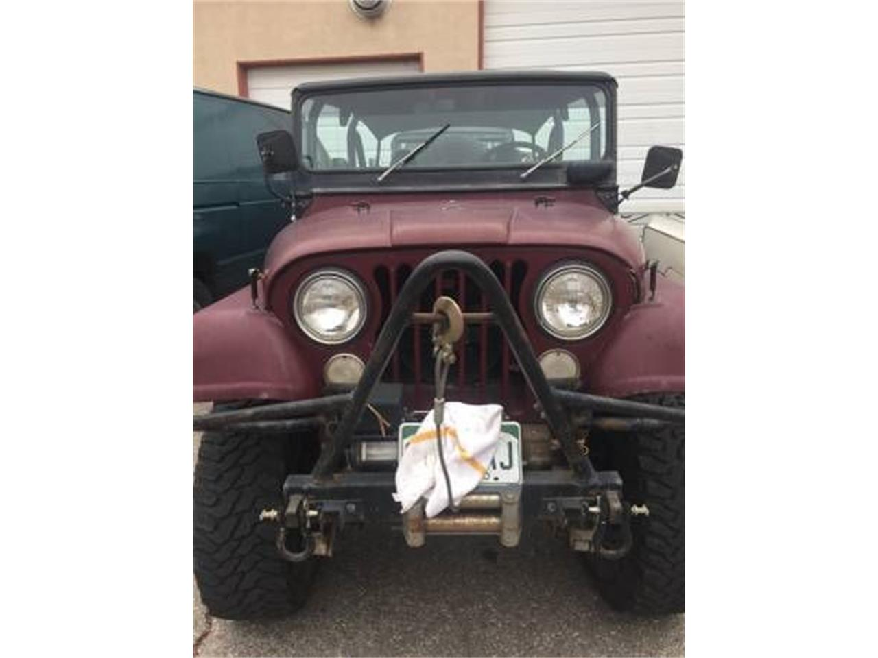 Large Picture of '71 CJ5 - O00O