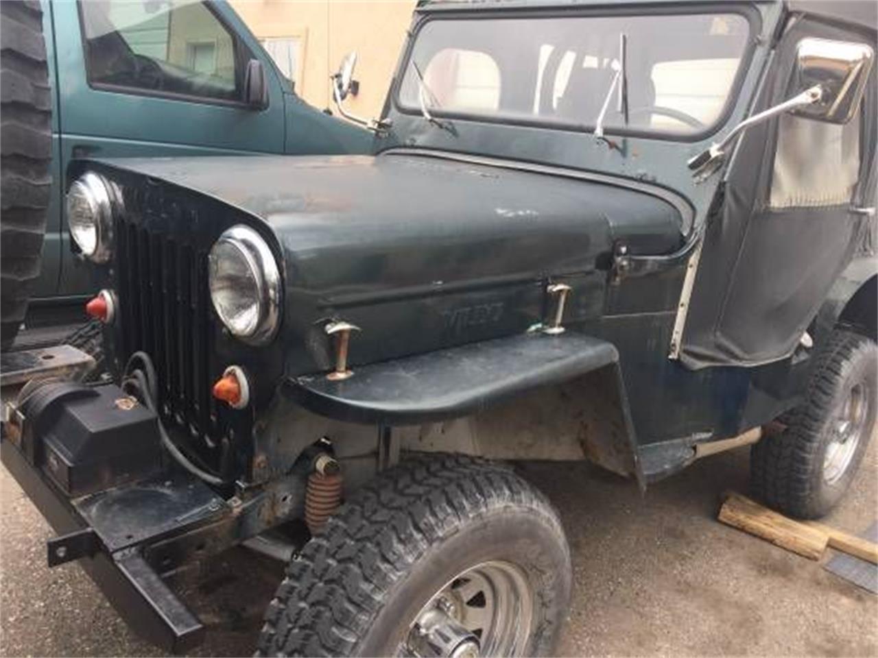 Jeep Willys For Sale >> 1954 Jeep Willys For Sale Classiccars Com Cc 1119769
