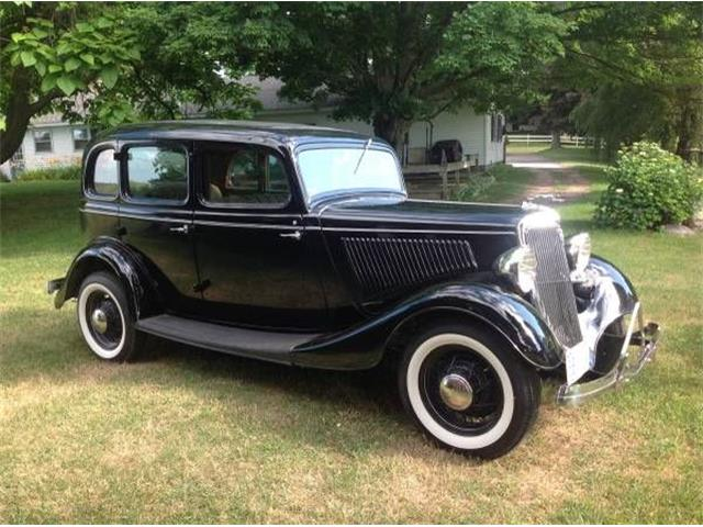 Picture of '34 Standard - O019