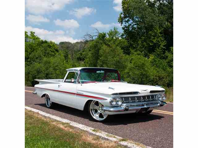 Picture of '59 El Camino - NT8J