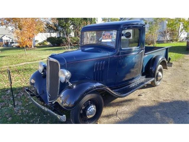 Picture of '35 Pickup - O01A
