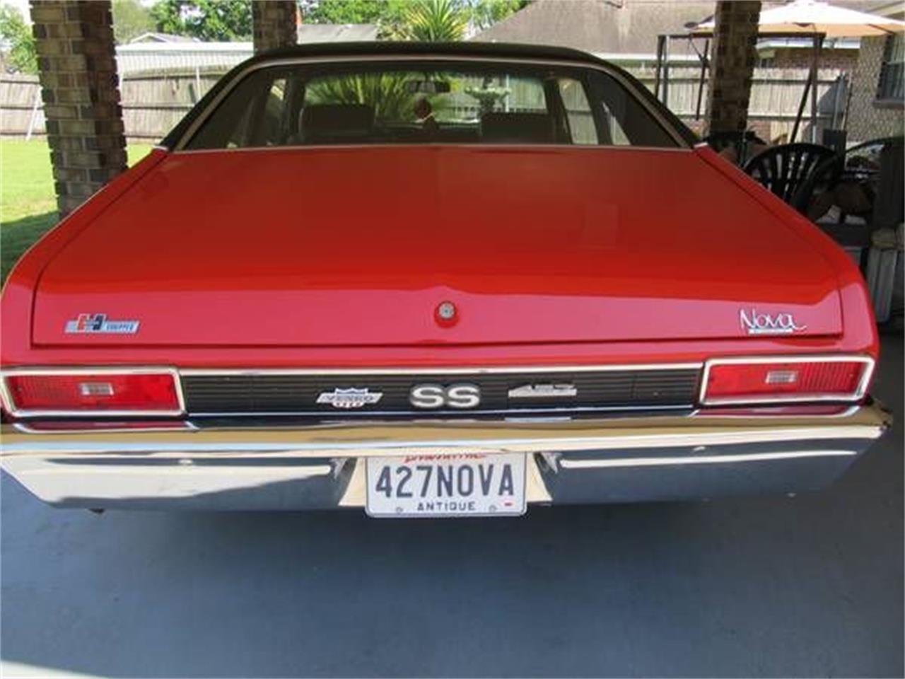 Large Picture of '70 Nova - O01M