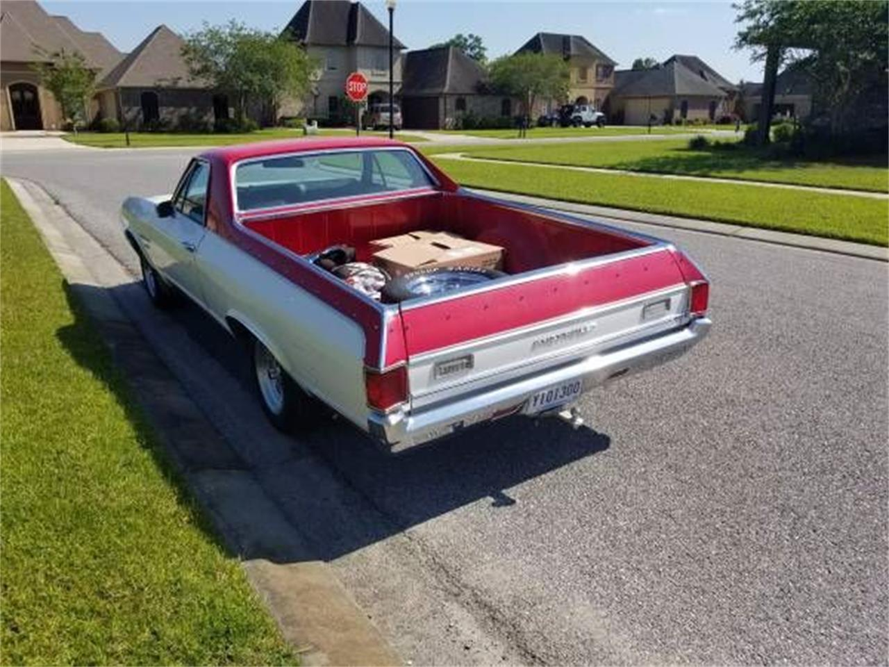 Large Picture of '72 El Camino - O01N