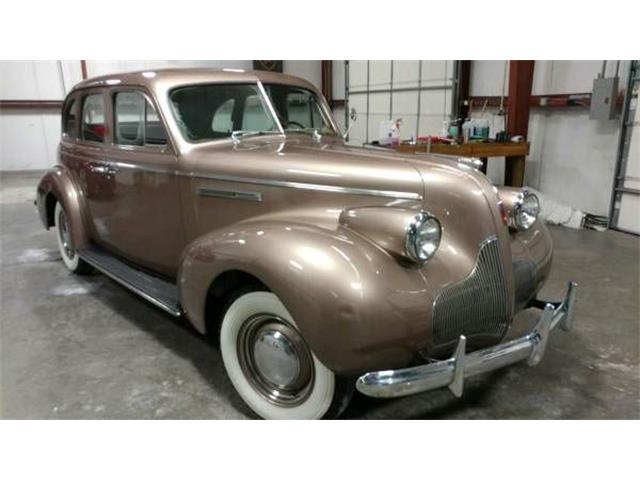 Picture of '39 Sedan - O01T