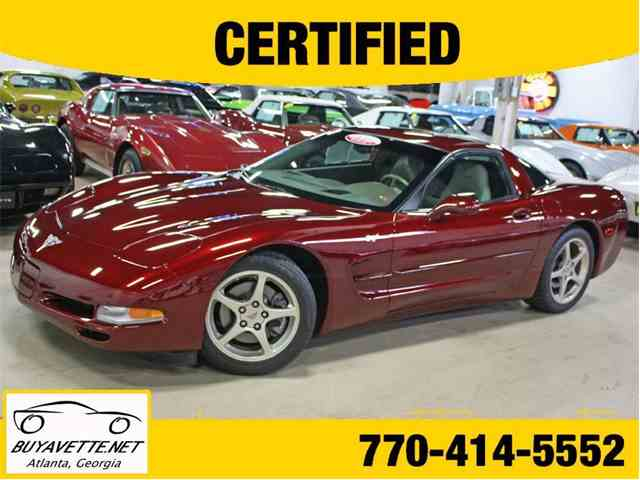 Picture of '03 Corvette - NT8L