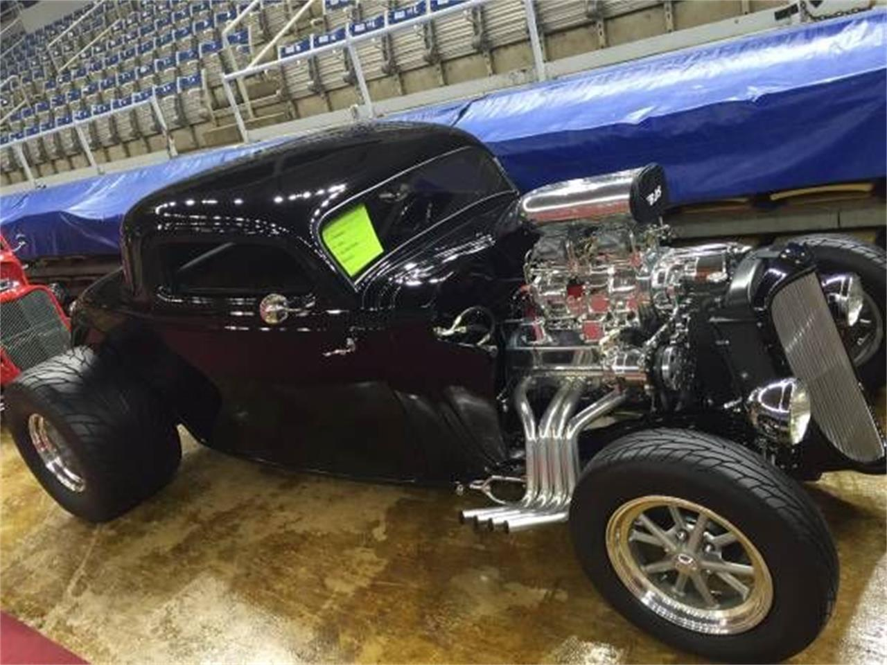 Large Picture of '33 Coupe - O01V