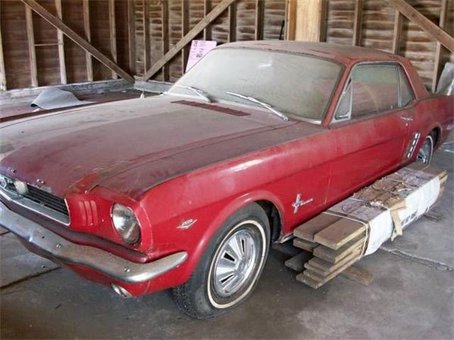 Picture of '65 Mustang - O02J