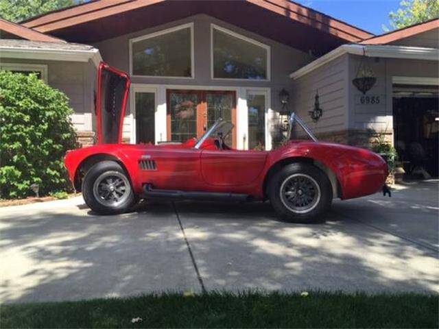 Picture of '67 Shelby Cobra located in Cadillac Michigan Offered by  - O02O