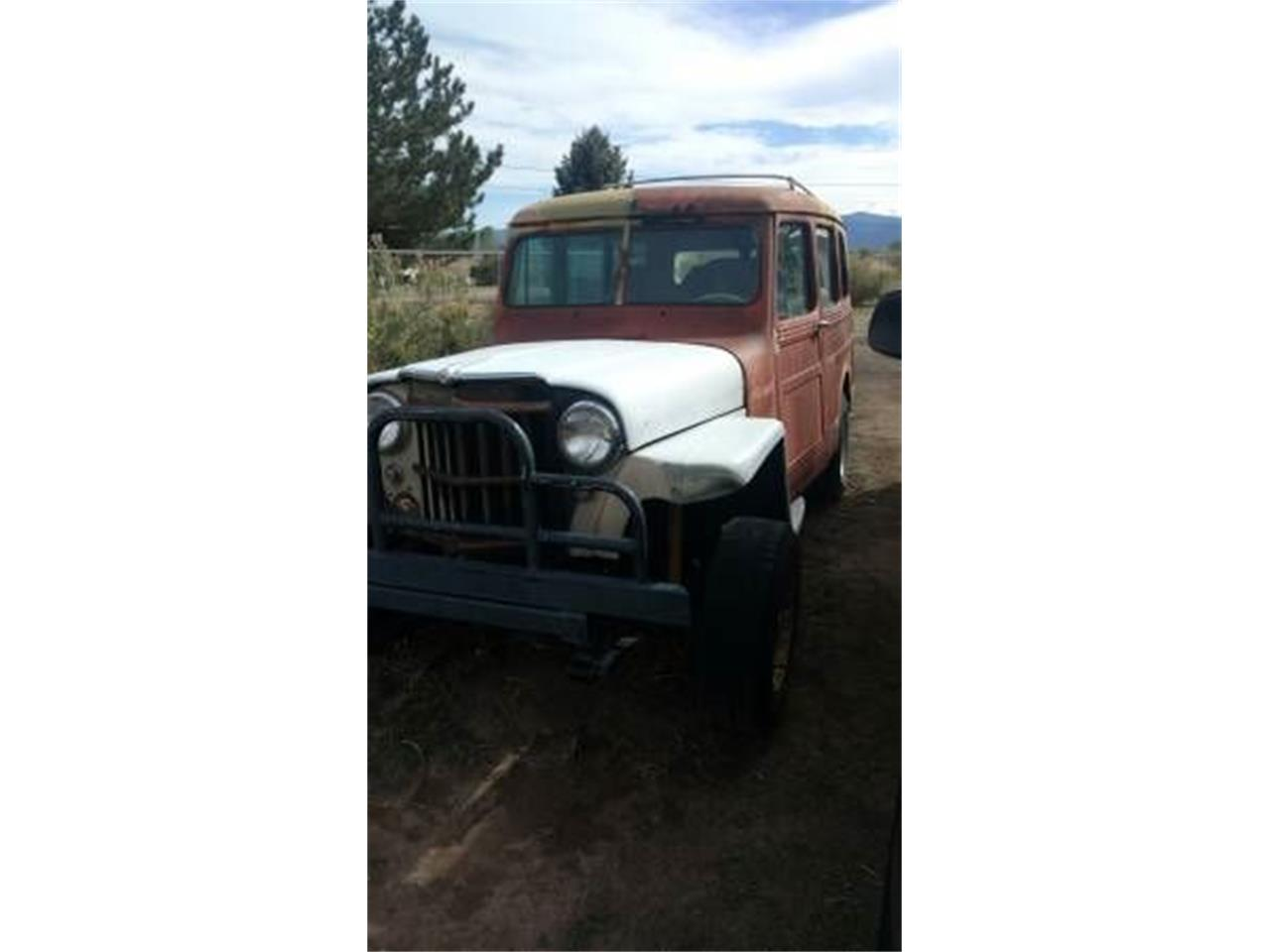 Large Picture of Classic 1953 Willys Jeep located in Cadillac Michigan - O02S