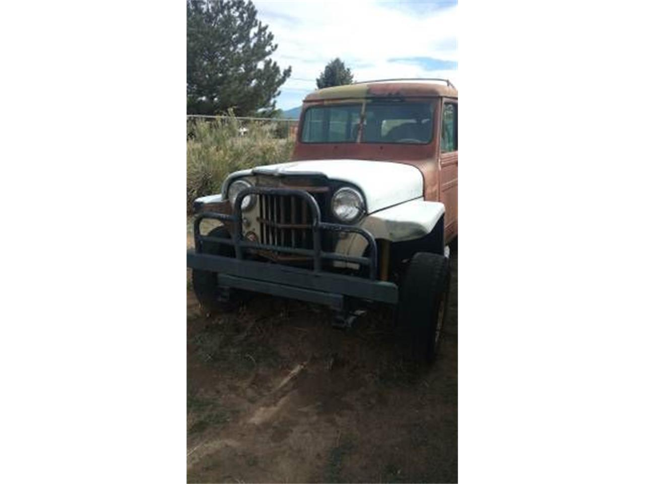 Large Picture of '53 Willys Jeep Offered by Classic Car Deals - O02S