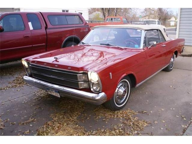 Picture of '66 Galaxie 500 - O032