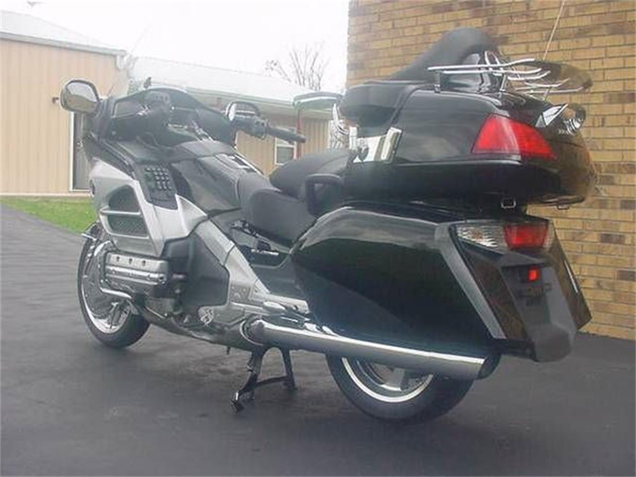 Large Picture of '12 Goldwing - O03D