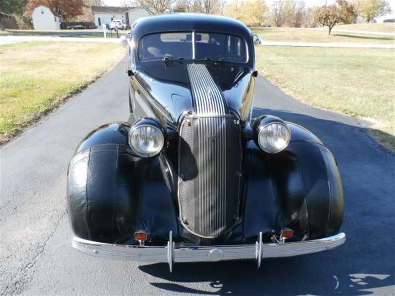 Large Picture of '36 Sedan - O03E