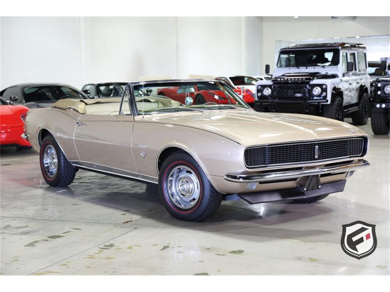 Large Picture of '67 Camaro - NT8R