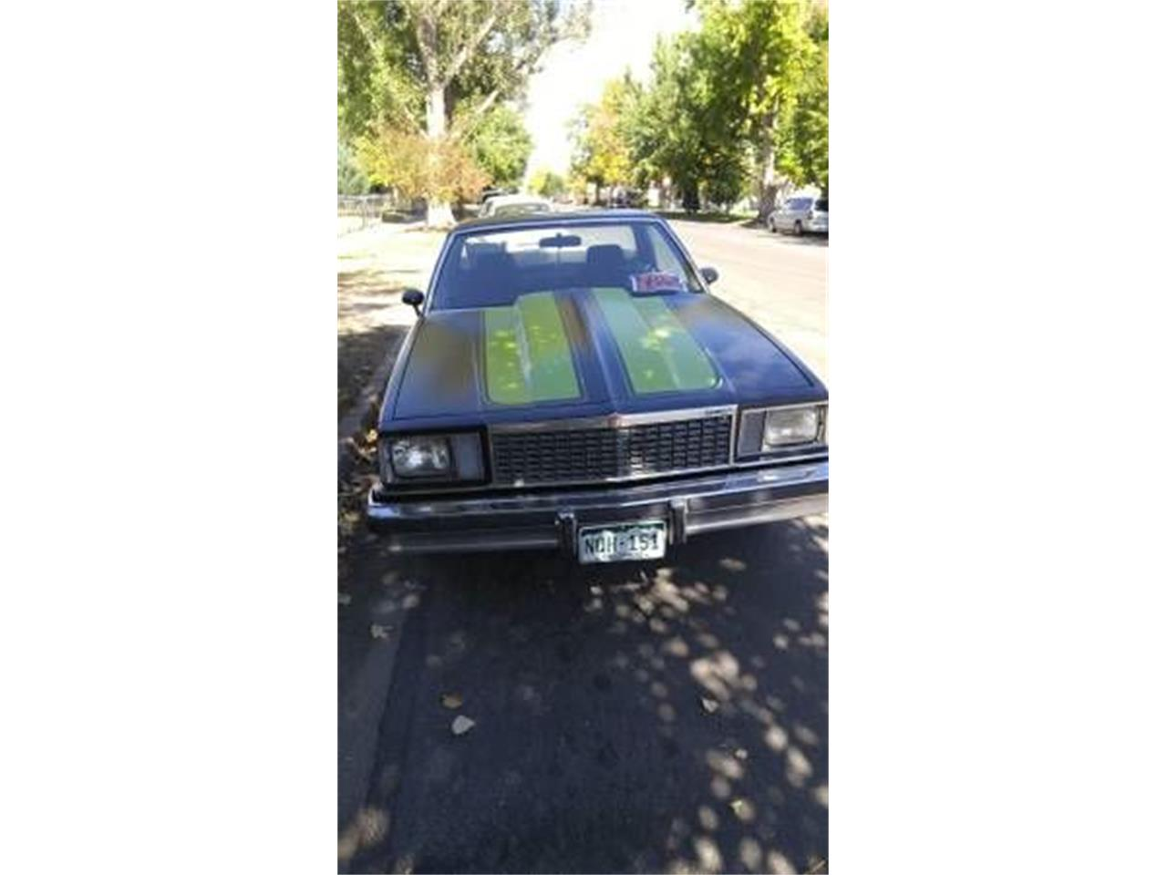 Large Picture of 1978 Chevrolet El Camino located in Cadillac Michigan - $6,495.00 - O03Y