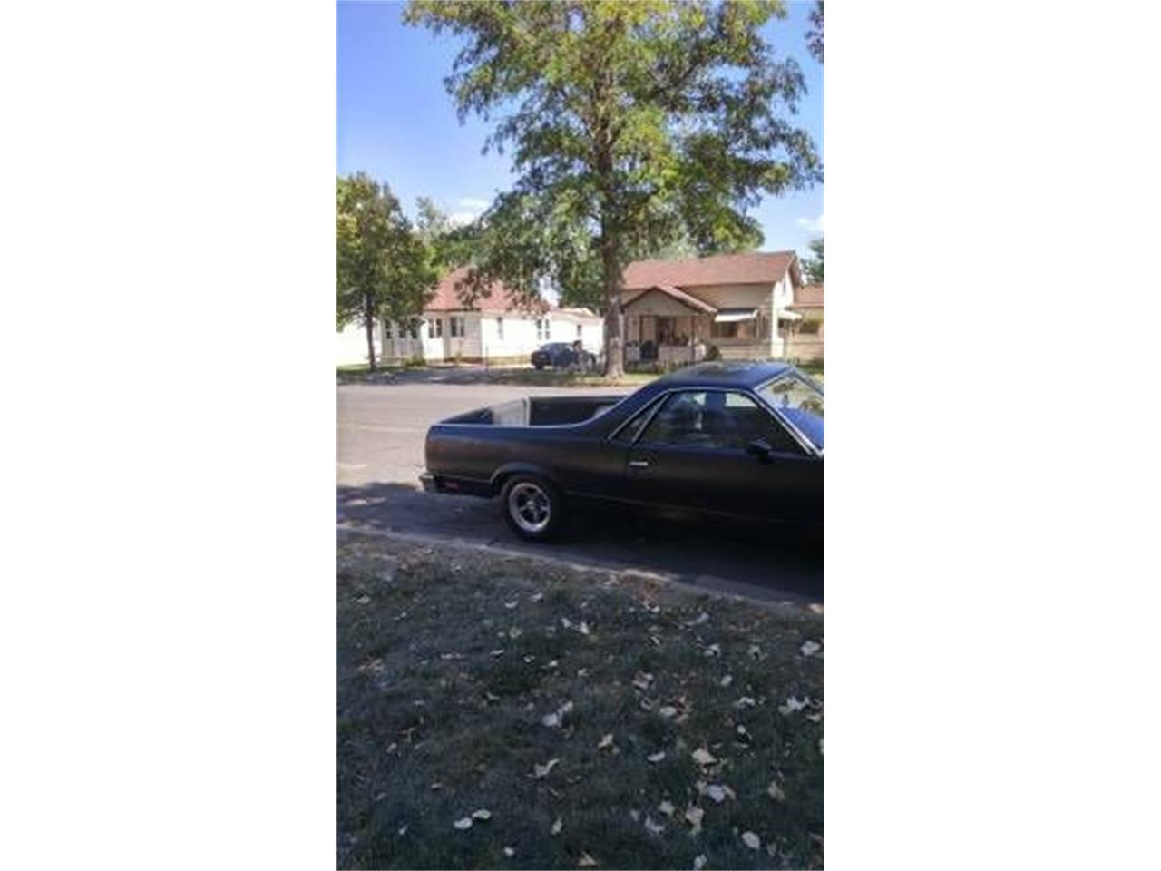 Large Picture of 1978 Chevrolet El Camino located in Cadillac Michigan Offered by Classic Car Deals - O03Y