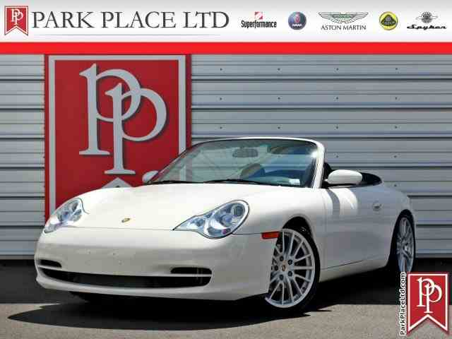Picture of '02 911 Carrera - NT8T