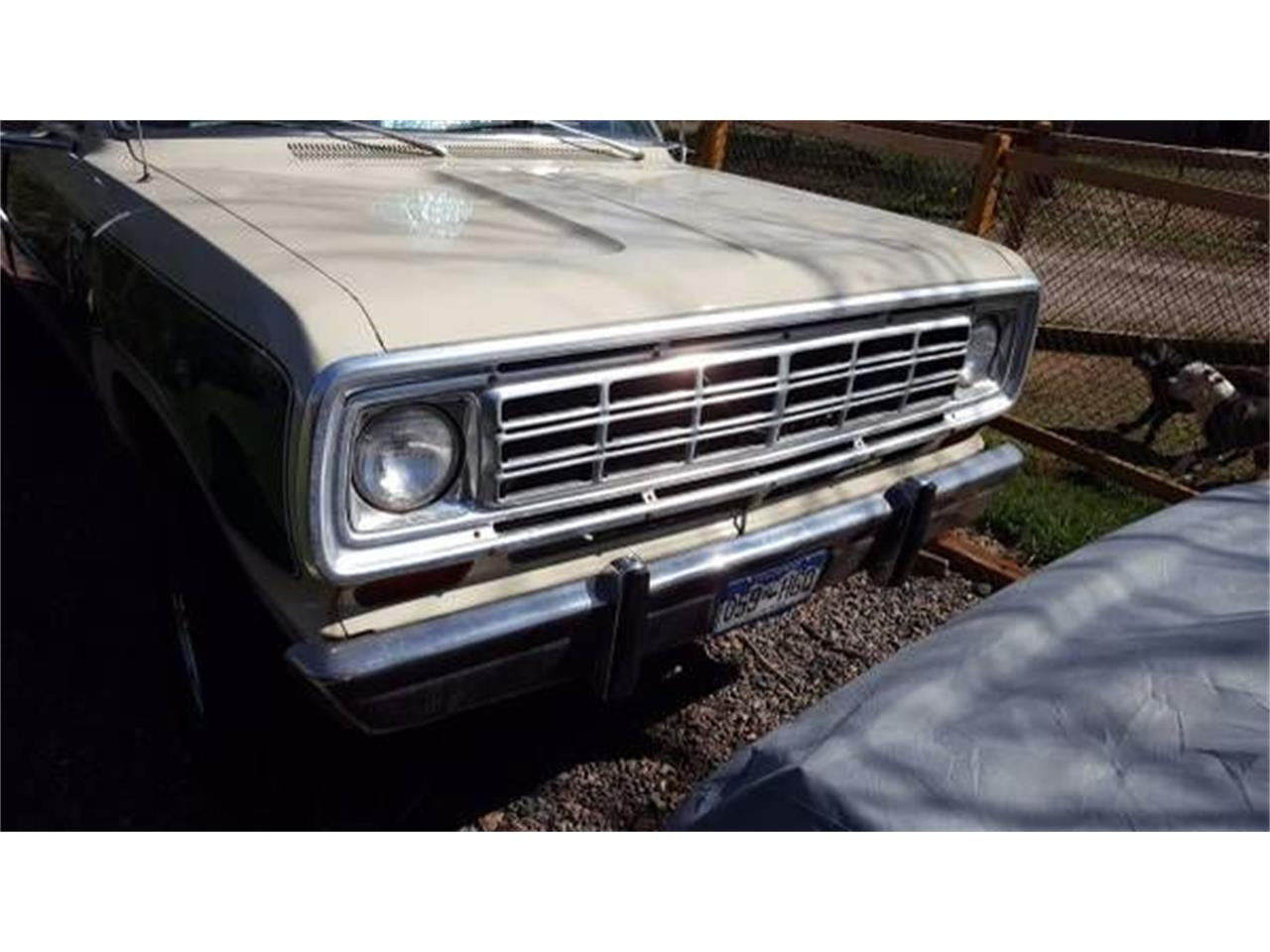 Large Picture of '74 D100 - O046