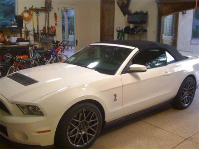 Picture of '11 Mustang - O04A