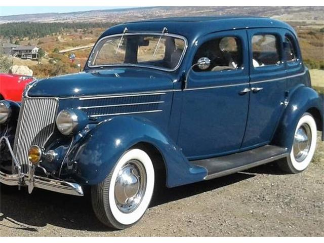 Picture of Classic '36 Ford Deluxe - $31,495.00 - O04I